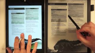 getlinkyoutube.com-Sony DPT-S1 vs Microsoft Surface Pro 3 - PDF Editing and Viewing