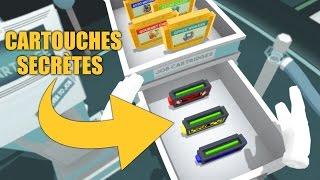 getlinkyoutube.com-ON DEBLOQUE LES CARTOUCHES SECRETES | JOB SIMULATOR HTC VIVE