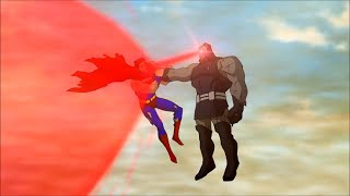 getlinkyoutube.com-Superman vs Darkseid