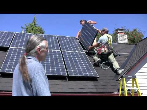 How To Build A Solar Panel Battery Bank