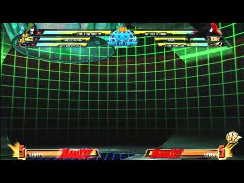 Marvel Vs. Capcom 3 || All Character Hyper Combos [HD]