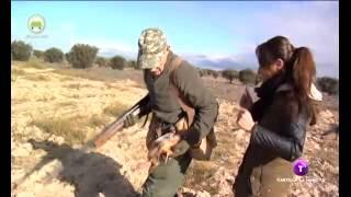 Campeonato de España de caza menor. Fuensalida. Las Chicas del Mercadillo.