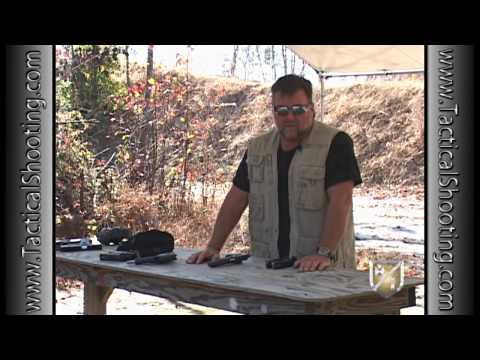 Tactical Pistol Reloading - Glock 9mm - Seg. 6