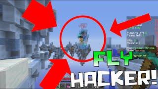 getlinkyoutube.com-FLY HACKERS ARE TAKING OVER!! ( Minecraft Team Skywars Server w/ PrestonPlayz & TheCampingRusher )