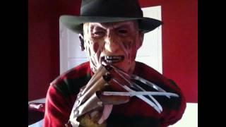 getlinkyoutube.com-Freddy Krueger Part 1 Costume