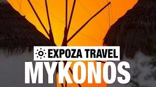 getlinkyoutube.com-Mykonos Vacation Travel Video Guide • Great Destinations