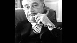 "getlinkyoutube.com-LBJ calling senator Russell and they start to discuss the ""Magic bullet theory"".."