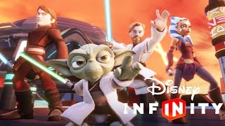 getlinkyoutube.com-Star Wars: Twilight of the Republic All Cutscenes (Disney Infinity 3.0) Game Movie 1080p HD