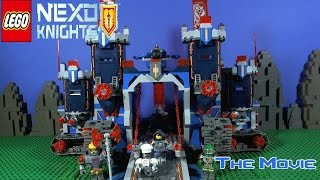 LEGO NEXO KNIGHTS The MOVIE.