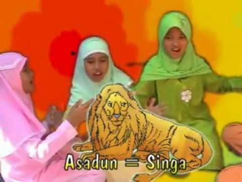 Lagu Anak Islami - Huruf Alif