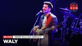 Waly   EN VIVO en Sala SCD Vespucio - 19.10.17