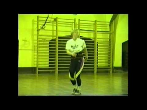 German Discus Javelin Throws Training Camp Halle 1991 Part 1 of 2