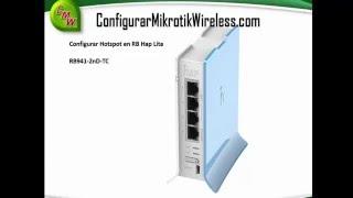 getlinkyoutube.com-Configurar Hap Lite Con Hotspot y Poner Plantilla Pre Diseñada Profesional