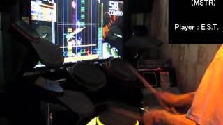 getlinkyoutube.com-【DrumMania XG2】 Jungle (MSTR) - FULLCOMBO