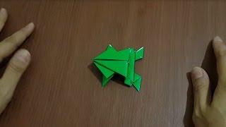 getlinkyoutube.com-Cara Membuat Origami Hewan Kodok Dengan Mudah