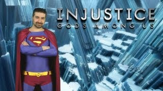 Injustice Angry Review