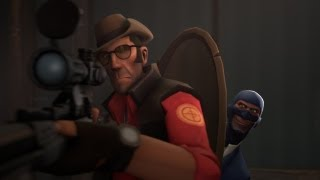 [SFM] Spy and Sniper: Extended and Remastered