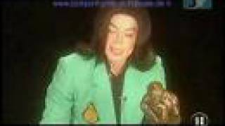 Michael Jackson - World Awards 2002 Acceptance Speech
