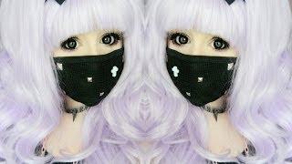 getlinkyoutube.com-✖  Pastel Goth Transformation! ✖