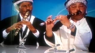 getlinkyoutube.com-Algérie,gasba et bendir chaoui sur le plateau TV