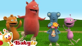 getlinkyoutube.com-Cuddlies Song - If You're Happy and You Know It! | BabyTV