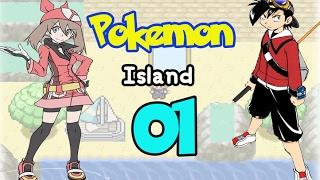 getlinkyoutube.com-Pokemon Island  # Episode 1 การเดินทางสูแชมป์เปี้ยน !!