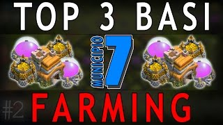 getlinkyoutube.com-MUNICIPIO 7 FARM - TOP 3 Basi #5 | Clash of Clans [TH7]