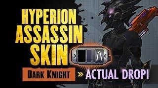 getlinkyoutube.com-Borderlands 2 | Hyperion Assassin Skin Actual Drop - Dark Night