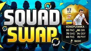 getlinkyoutube.com-FIFA 16 SQUAD SWAP!!! INFORM KONOPLYANKA!!! The Cheap Inform Ronaldo Squad Builder