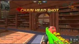 Cheat Point-Blank |tembus tembok|