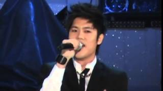"getlinkyoutube.com-[Fancam] SS501 Kyu Jong Focus ""Let me be the One"" at 2010 Dream Concert 100522"
