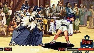 The Last Blade 2 Ryona Akari