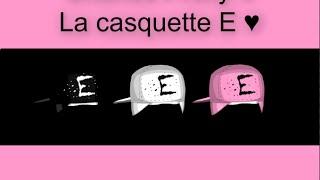 getlinkyoutube.com-Comment Avoir La Casquette Rare E ♥Tuto