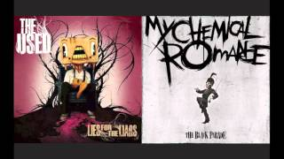 getlinkyoutube.com-Pretty Handsome Dead! (Mashup) – The Used/My Chemical Romance