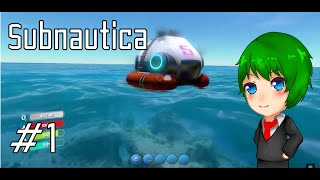 getlinkyoutube.com-[Subnautica] : จุดเริ่มต้นของการอยู่ในน้ำ !! [1][Talktalk]