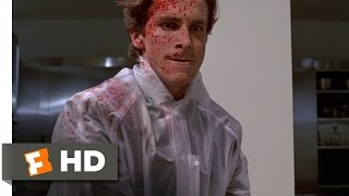 Hip to be Square - American Psycho (3/12) Movie CLIP (2000) HD width=