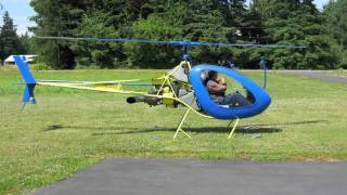 getlinkyoutube.com-Helicycle & Other Helicopters
