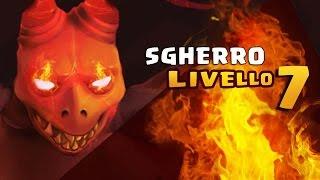 getlinkyoutube.com-SGHERRO LVL 7 Demoniaco - Clash of Clans (FanArt)