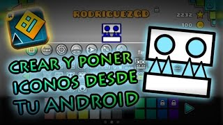 getlinkyoutube.com-COMO CREAR ICONOS PARA GEOMETRY DASH DESDE ANDROID