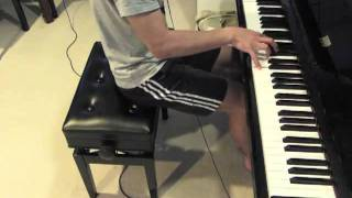 Bring Me To Life - Evanescence Piano Cover