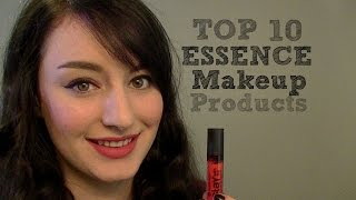 getlinkyoutube.com-Top 10 ESSENCE Makeup Products | JustEnufEyes