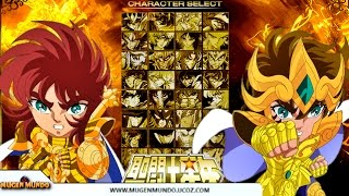 getlinkyoutube.com-Saint Seiya Ultimate Cosmo 1.9 (DOWNLOAD)