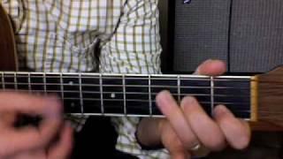 getlinkyoutube.com-Johnny Cash - Hurt - Easy Beginner Guitar Lesson - Easy Acoustic Song
