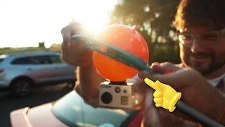 getlinkyoutube.com-$10 GoPro Gimbal System!? (Gyro Bowl) | QUICK FX