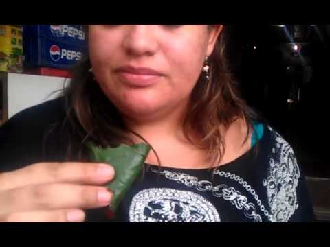The taste of India - My first time eating Paan