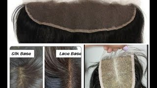 getlinkyoutube.com-WHICH IS BETTER? || SILKBASE CLOSURE, LACE CLOSURE OR LACE FRONTALS SHOW & TELL