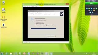 getlinkyoutube.com-WINDOWS XP PRO LITE TRANSFORMAR EM WINDOWS 7 50%