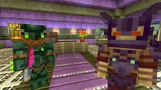 getlinkyoutube.com-Minecraft Xbox - Survival Madness Adventures - Halo The Prison [322]