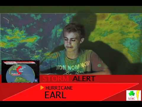 Hurricane Earl STORM ALERT update 9/1/2010 at 7:00pm