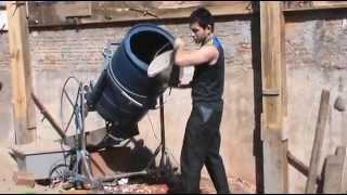 getlinkyoutube.com-betoneira  caseira